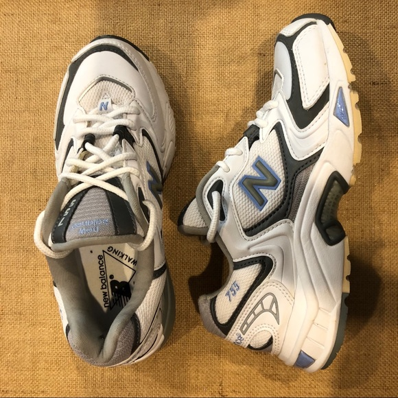 New Balance 755 SL-1 Fit Walking Shoes Sz 6.5B